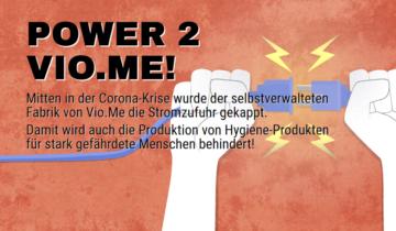 Campaign Union Coop – Gemein und Nützlich – DrPogo for VioMe